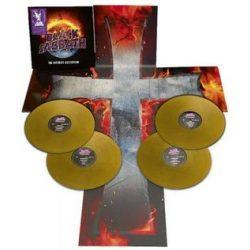 BLACK SABBATH - Ultimate Collection / színes vinyl bakelit / 4xLP