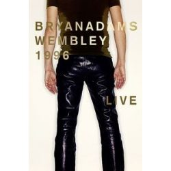 BRYAN ADAMS - Wembley 1996 DVD