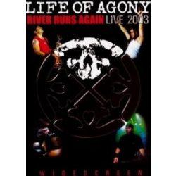 LIFE OF AGONY - River Runs Again / dvd+2cd / DVD