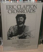 ERIC CLAPTON - Crossroads / 4cd box / CD