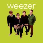 WEEZER - Green Album CD