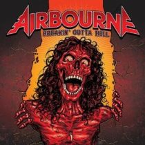 AIRBOURNE - Breaking Outta Hell / vinyl bakelit / LP
