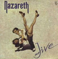 NAZARETH - No Jive / vinyl bakelit / LP