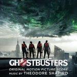 FILMZENE - Ghostbusters 2016 Score / vinyl bakelit / LP