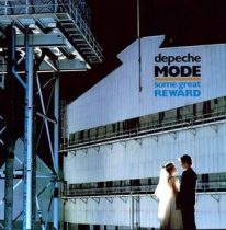 DEPECHE MODE - Some Great Reward / vinyl bakelit Sony Legacy / LP