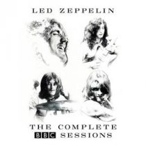 LED ZEPPELIN - Complete BBC Sessions / vinyl bakelit box / 5xLP