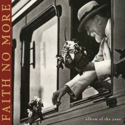 FAITH NO MORE - Album Of The Year / vinyl bakelit / LP