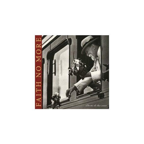 FAITH NO MORE - Album Of The Year / vinyl bakelit / LP