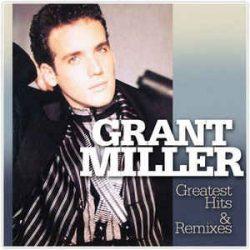 GRANT MILLER - Greatest Hits & Remixes / vinyl bakelit / LP