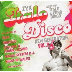 VÁLOGATÁS - ZYX Italo Disco New Generation vol.9. CD