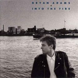 BRYAN ADAMS - Into The Fire CD