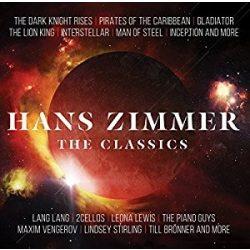 HANS ZIMMER - Classics / vinyl bakelit / 2xLP
