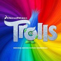 FILMZENE - Trolls CD