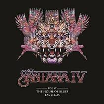 SANTANA - Santana IV Live At The House Of Blues / vinyl bakelit +dvd / 3xLP