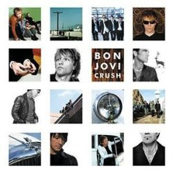 BON JOVI - Crush / vinyl bakelit / 2xLP