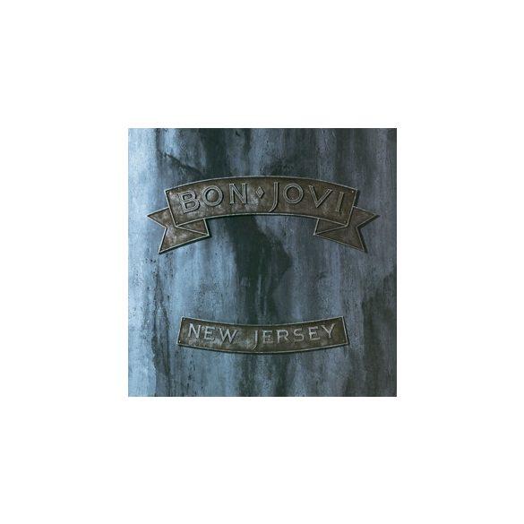 BON JOVI - New Jersey / vinyl bakelit / 2xLP