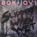 BON JOVI - Slippery When Wet / vinyl bakelit / LP