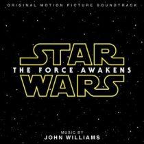 FILMZENE - Star Wars The Force Awakens / limited hologram vinyl bakelit / 2xLP