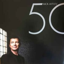 RICK ASTLEY - 50 / vinyl bakelit / LP