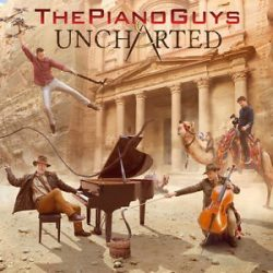 PIANO GUYS - Uncharted CD