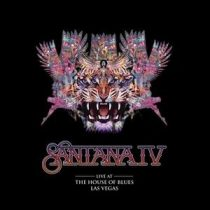 SANTANA - Santana IV Live At The House Of Blues / 2cd+dvd / CD