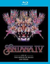 SANTANA - Santana IV Live At The House Of Blues / blu-ray / BRD