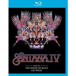 SANTANA - Santana IV Live At The House Of Blues / blu-ray / BRD