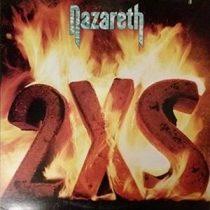 NAZARETH - 2xs / vinyl bakelit / LP