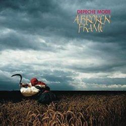 DEPECHE MODE - A Broken Frame / vinyl bakelit / LP