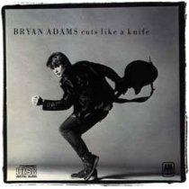 BRYAN ADAMS - Cuts Like A Knife CD