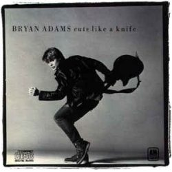 BRYAN ADAMS - Cuts Like A Knife CD