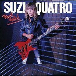 SUZI QUATRO - Rock Hard / vinyl bakelit / LP