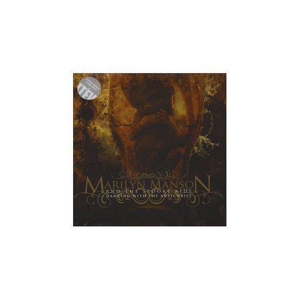 MARILYN MANSON - Dancing With The Antichrist / limitált színes vinyl bakelit / LP