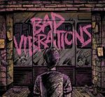 A DAY TO REMEMBER - Bad Vibrations / vinyl bakelit limited / LP