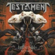 TESTAMENT - Brotherhood Of The Snake / vinyl bakelit / LP