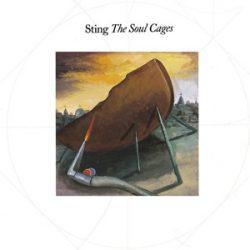 STING - Soul Cages / vinyl bakelit / LP