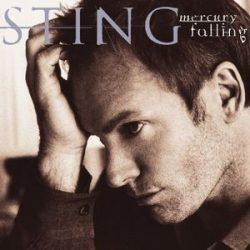 STING - Mercury Falling / vinyl bakelit / LP