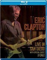 ERIC CLAPTON - Live In San Diego / blu-ray / BRD
