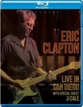 ERIC CLAPTON - Live In San Diego / blu-ray / BRD
