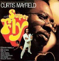 CURTIS MAYFIELD - Superfly / vinyl bakelit / LP