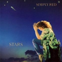 SIMPLY RED - Stars / vinyl bakelit / LP