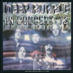 DEEP PURPLE - In Concert '72 / vinyl bakelit+kislemez / 2xLP