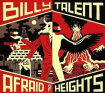 BILLY TALENT - Afraid Of Heights CD