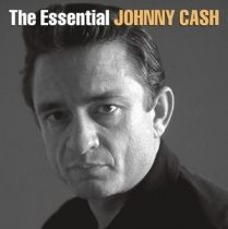 JOHNNY CASH - Essential / vinyl bakelit / 2xLP