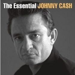 JOHNNY CASH - Essential / vinyl bakelit / 2xLP