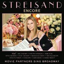 BARBRA STREISAND - Encore Movie Partners / vinyl bakelit / LP