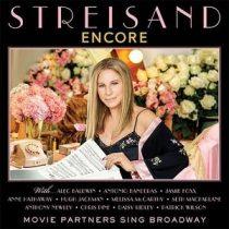 BARBRA STREISAND - Encore Movie Partners CD