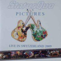 STATUS QUO - Pictures Live In Switzerland / vinyl bakelit / 2xLP