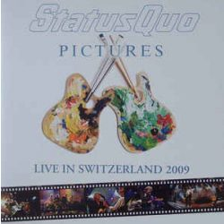 STATUS QUO - Pictures Live In Switzerland / vinyl bakelit / 2xLP