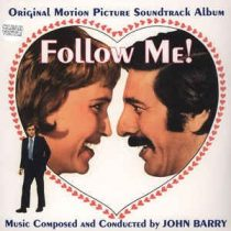 FILMZENE - Follow Me John Barry / vinyl bakelit / LP
